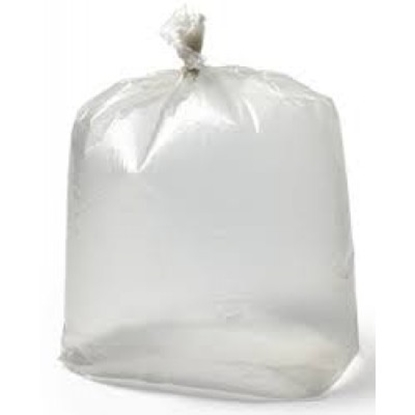 Picture of LIGHT DUTY BIODEGRADE CLEAR SACK 18x29x38 [200]